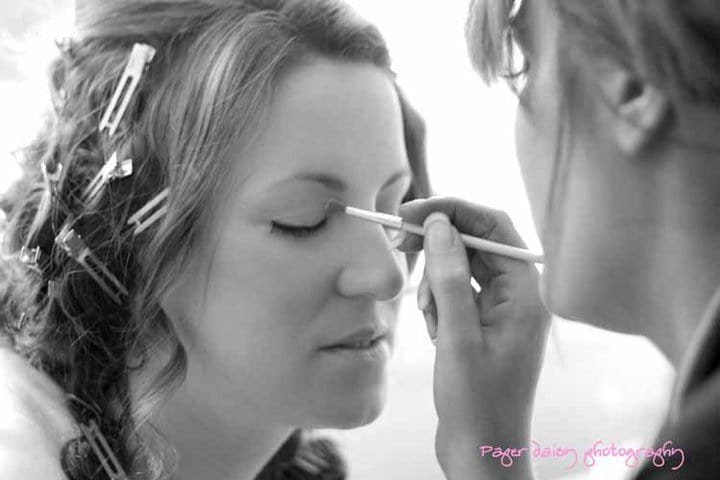 Paper daisy photography & Beauty by Sweet Cheeks