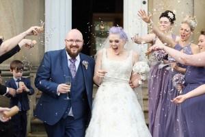 Mr & Mrs Steven Braund