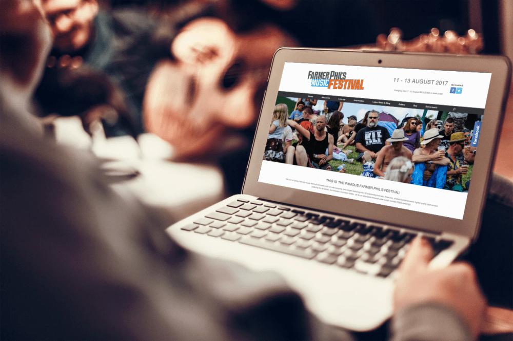 Website design from CWDmedia