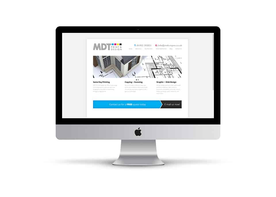 MDT Print & Design
