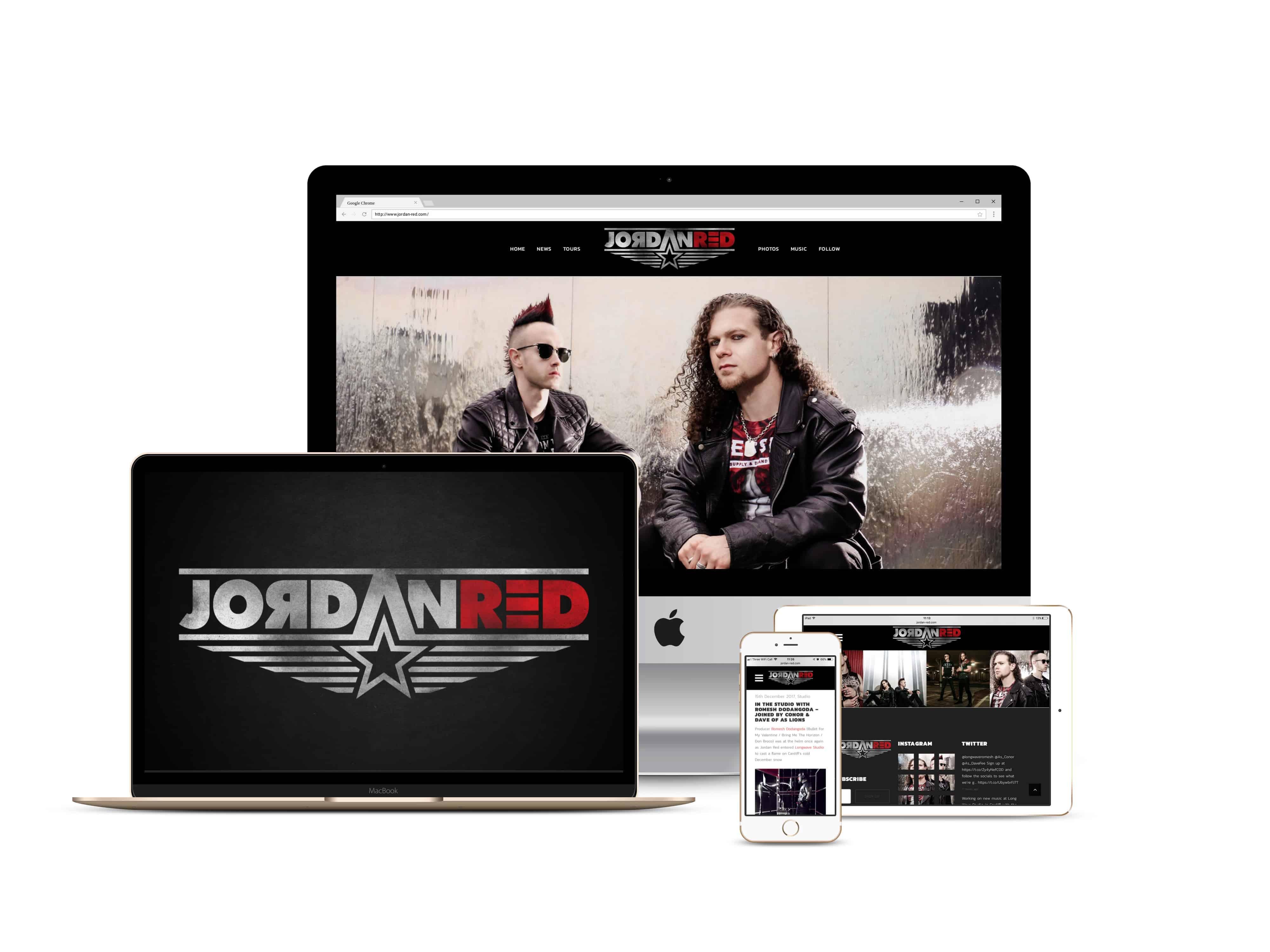 Jordan Red uses CWDmedia